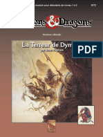 D&D Module DDA4 La Terreur de Dymrak