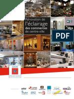 2013-04 ADEME Eclairage Des Commerces de Centre-Ville