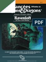 I6 Ravenloft (Restauration 2018 La forge de Papier)