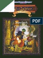 AD&D Al Qadim Douze et une aventures 9432 Guide de campagne