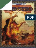AD&D Al Qadim Aventures en Arabie v1.7