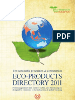eco projects total list from japan