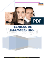 CURSO DE TELEMARKETING - VMA