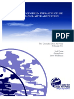 Green Infrastructure for Urban Climate Adaption
