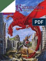 AD&D 2E - Mystara (Karameikos - Guia Do Viajante) (Impressão)