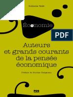 Auteurs et grands courants de la pensée économique by Guillaume Vallet (z-lib.org)