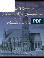 The Viennese Minor-Key Symphony in the Age of Haydn and Mozart by Matthew Riley (z-lib.org)