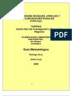 Guia de Planificacion Comunitaria para Los Paises Andinos