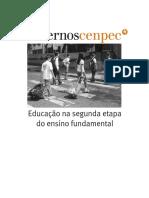 TEXTO II - educação na segunda etapa do ensino fundamental