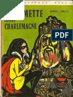 Fantômette contre Charlemagne