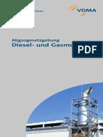 Abgasgesetzgebung Diesel Und Gasmotoren