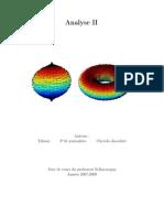 analyse III & IV