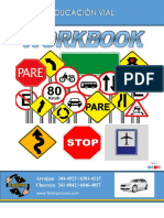 Temario de Estudio Freeway Escula de Manejo WORKBOOK-1