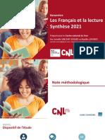 Baromètre Les Français Et La Lecture 2021-03-29 OK Synthèse_0