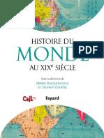 Histoire Du Monde Au XIXe Siecl - Sylvain Venayre, Pierre Singara