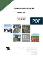 2009 - 3DCityDB-Documentation-v2_0