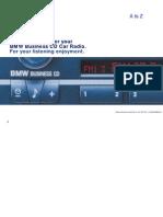 2000 Business CD Radio