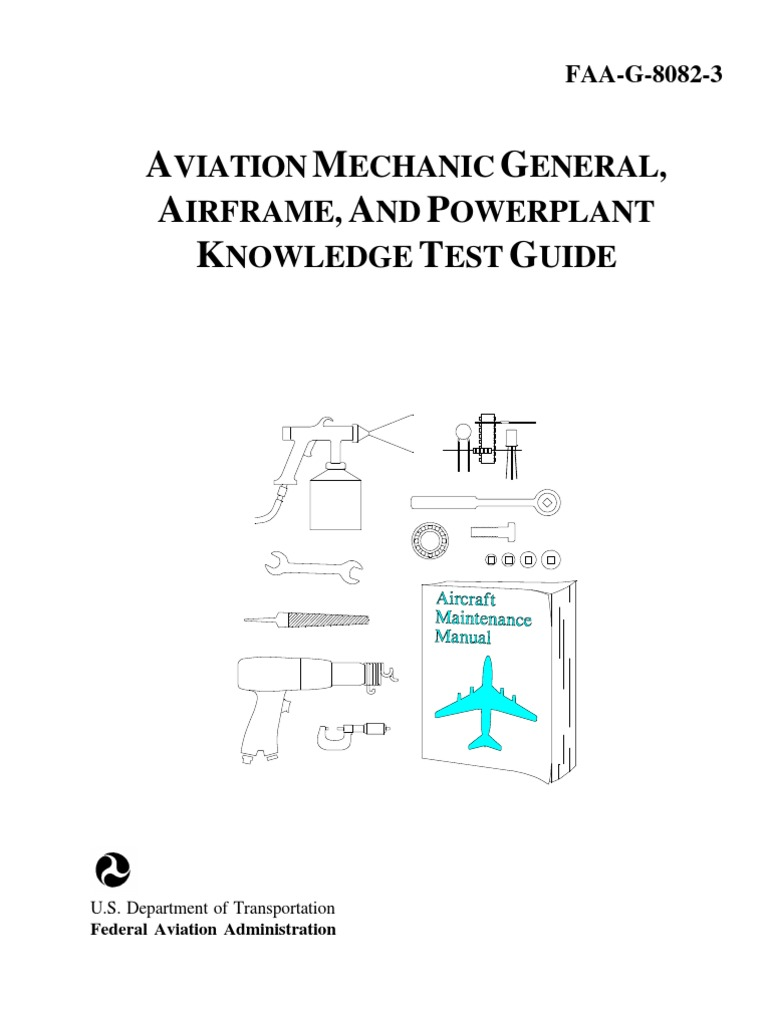 faa-g-8082-3 | Test (essment) | Federal Aviation ... on
