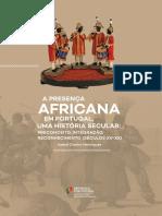 Presença africana em Portugal