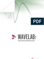 WaveLab 6 to 7 FAQ