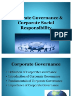 Corporate Governance& CSR Lecture 6