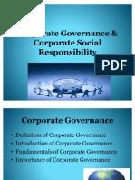 Corporate Governance& CSR Lecture 6