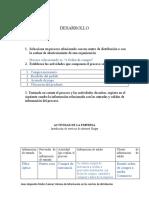 Taller Aplicado - Registro de La Información Conforme a Los Procesos de La Organización