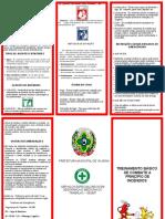 Folder Combate a Incendios - Pmv