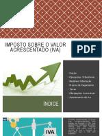 Imposto Sobre o Valor Acrescentado - Iva