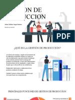 GESTION DE PRODUCCION