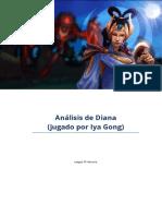 Consejos Para Diana - Análisis de Iya Gong