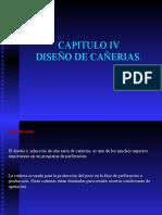 Capitulo Iv_diseño de Cañerías
