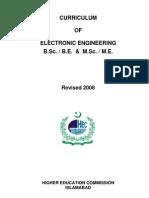 Electronic Engineering-2008
