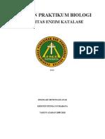LAP BIO AKTIVITAS ENZIM KATALASE 2003