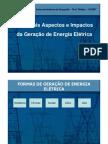 Geografia - Impactos Energia