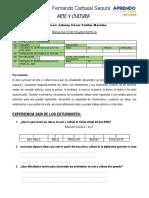Ficha de Diagnóstico para 1er. año