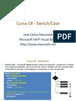 Curso CSharp Swift Case
