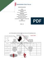 ACTIVIDADES DE DESARROLLO DE AUTOLIDERAZGO (GRUPO N° 06)