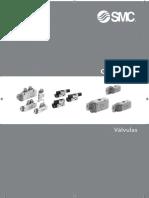 Catálogo Válvulas SMC