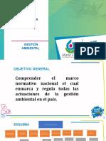 Presentación Unidad 2 Gestion ambiental