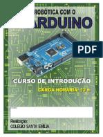 Apostila - Aprenda Robótica com Arduino