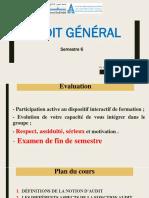 Audit Général 1sur4