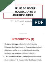 FACTEURS DE RISQUE CARDIOVASCULAIRE ET ATHEROSCLEROSE VL PDF