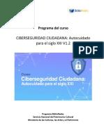 Programa del curso Cibers V1.2