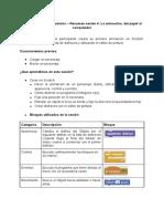 Scratch Curso Introductorio – Resumen sesión 4