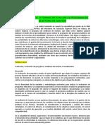 PROCEDIMIENTOS  O FORMAS DE EVALUAR AL PROGRAMA DE AUDITORIA DE GESTION