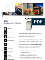 M10_GSM_Module_Specification