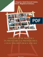 Ghid de bune practici în protejarea şi promovarea colecţiilor publice locale