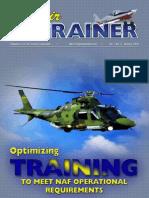 Nigeria Air Force Trainer Magazine