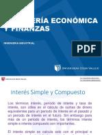 Ingeniería Económica y Finanzas (2)